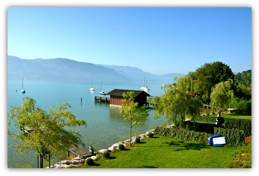 Attersee am Morgen