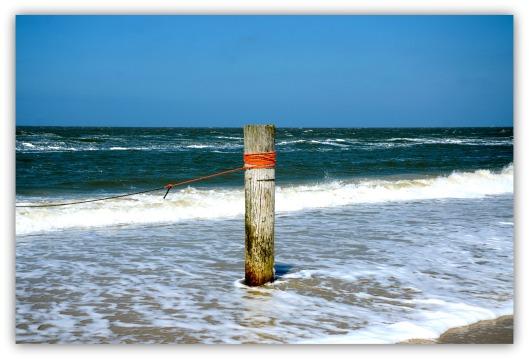 Norderney Meereswellen