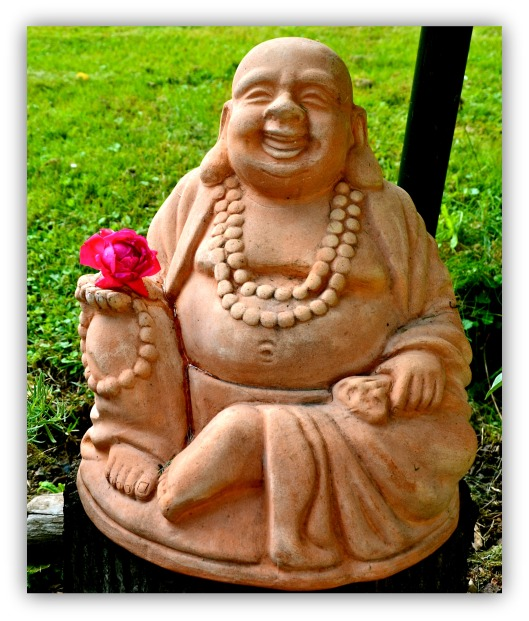 Rosenbuddha