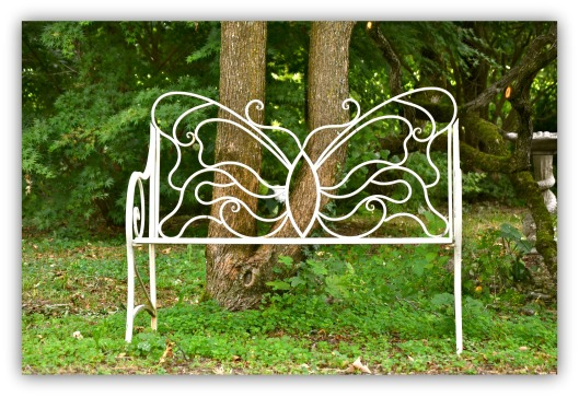 Schmetterlingsbank