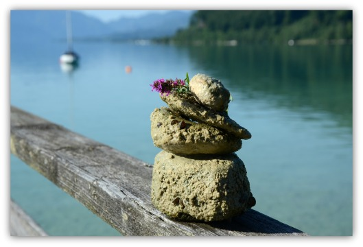 stones am Attersee