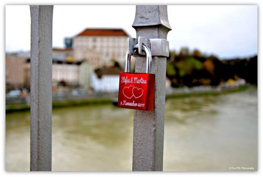 Liebesschloss Linz