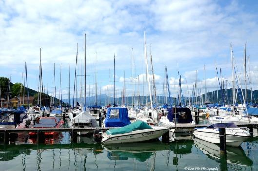 Bootshafen Attersee