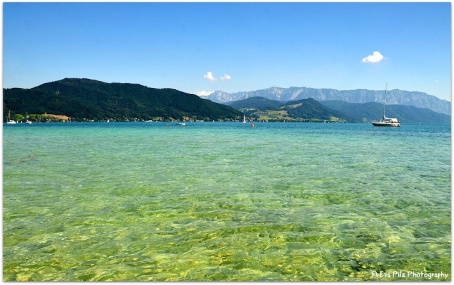 Attersee Sommer