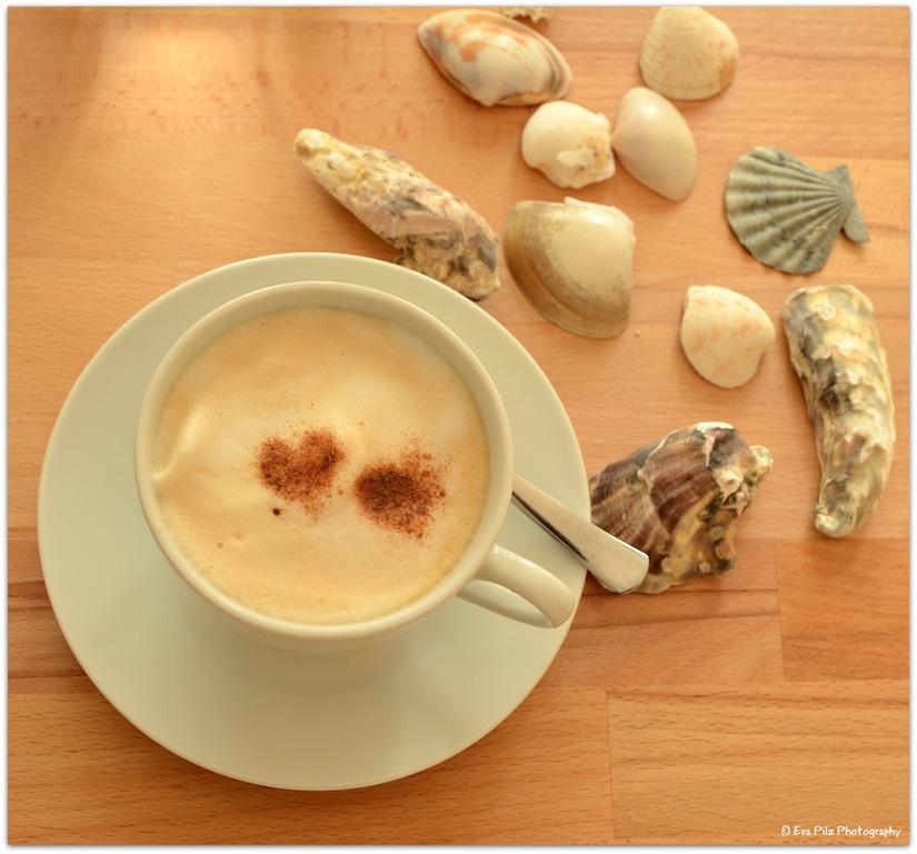 Kaffee mitHerz