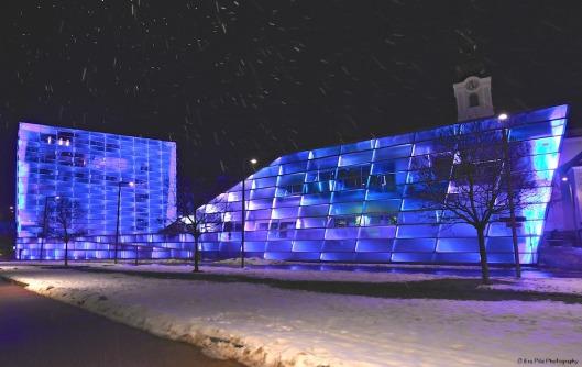 aec-in-winterlicher-nacht